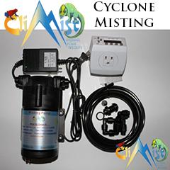 Cli-Mist Cyclone Mist System
