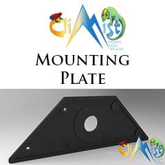 CliMist Mounting Wedge