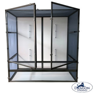 Dragon Strand Large Screen Atrium Enclosure