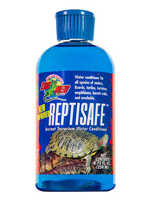 Reptisafe water conditioner