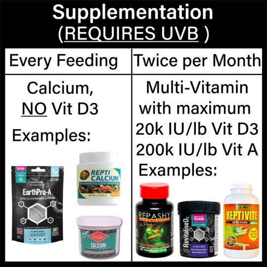 Supplementation Graphic Standard